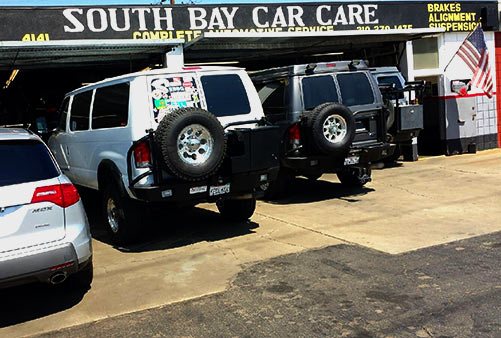 South Bay Car Care in Lawndale and Redondo Beach