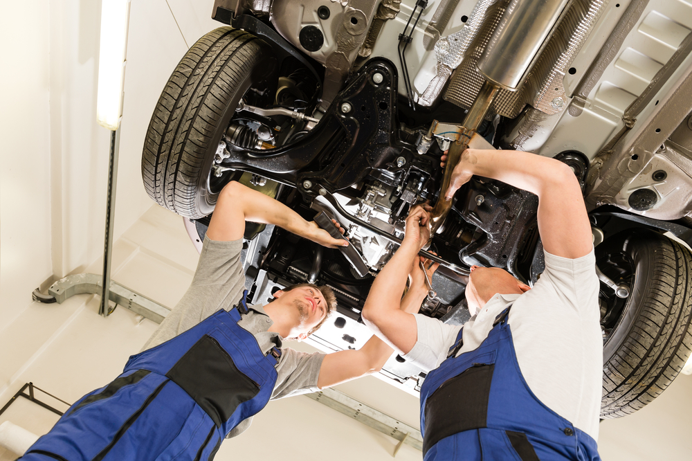 Learn All About Repairing A Car
